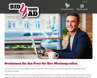 Werbeagentur suchen mit bid4yourad.com