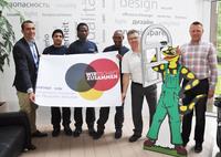 "Flüchtlingsintegration mit Perspektive - Salamander tritt deutscher Integrationsinitiative ""WIR ZUSAMMEN"" bei"