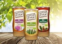 """Neu: """"Naturfarm"""" - natürlich Süßen in Bio-Qualität"""