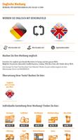Englische Werbung | Werbung für Großbritannien & die USA