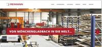 Reimann GmbH mit neuer Website