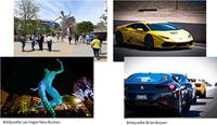 Neue Attraktionen in Las Vegas: Geschwindigkeitsrausch und erholsame Ruhe