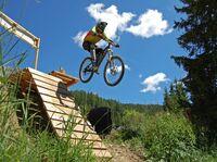 """Bikespaß abseits des Rummels: Der """"Carezza Trail"""" mit neuem Trainingspark"""
