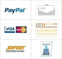 Verbessertes Bezahlungsverfahren für den optimalen online Büromöbelkauf
