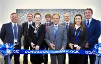 Datalogic weiht neues Bürogebäude für UK & Irland ein