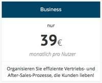 Kleines Sales-Team - kleine Umsätze? Das muss nicht sein: Mit Platformax verkaufen auch Sie wie die Großen - ab nur 39 EUR/Monat!