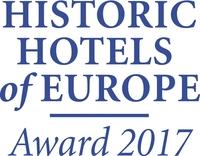 Historic Hotels of Europe Awards 2017