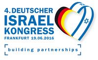 4. Deutscher Israelkongress - 19.06.2016 in Frankfurt am Main