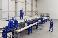 BHS-Sonthofen liefert den größten Taktbandfilter in der Unternehmensgeschichte
