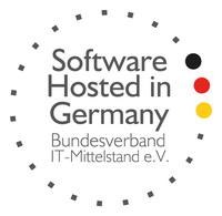 """inside Autorensystem mit  """"Software Hosted in Germany"""" Siegel  ausgezeichnet"""