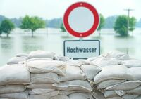 Heizöltanks gegen Hochwasser sichern