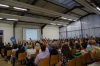 Raiffeisenbank Südhardt eG auch im Geschäftsjahr 2015 auf Erfolgskurs