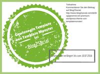 Ein WordPress-Template von TemplateMonster zu gewinnen