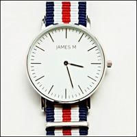 James M - Mit einer Retro-Uhr zurück in die Zukunft