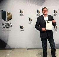 vosla: Ausgezeichnet beim German Brand Award 2016