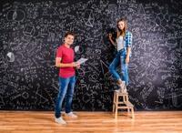 Kein Stress mit Mathe - das Fernstudium macht es möglich