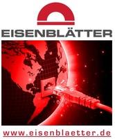 Eisenblätter. Unsere neue Website www.eisenblaetter.de ist online!