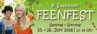 Familien-Feenfest am 25. und 26. Juni 2016