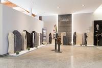 Erste Grabstein-Boutique Deutschlands eröffnet