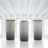Designobjekt Grabstein - Weltneuheit aus Hamburg
