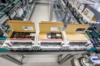 Alles aus einer Hand: Verpackung und vollautomatisierte Versandstraße für monatlich 110.000 Strahlendosimeterfilme