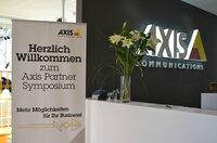 Axis Partner Symposium: Passgenaue Sicherheitslösungen