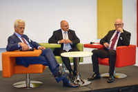 Deutschland baut! Unternehmergespräch