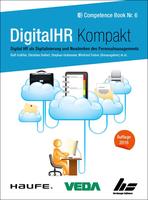 "Competence Book ""Digital HR"" beleuchtet Zukunft des Personalmanagements"