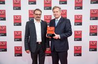 Wolfgang Dykiert als TOP CONSULTANT 2016 ausgezeichnet