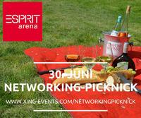 ARENA SOMMER 2016: Monika Zehmisch über das XING Düsseldorf Networking-Picknick in der ESPRIT arena