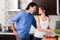 Intelligente Küchenlüftung