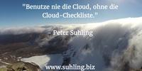 Datenschutz: Ab in die Cloud, aber mit Sicherheit