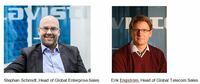 Neues Sales-Team soll bei Clavister das internationale Wachstum fördern