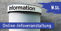 Online-Informationsveranstaltung der SIBE