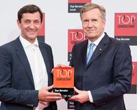 """Unternehmensberatung Dr. Kraus & Partner erhält Gütesiegel """"Top Consultant"""" - zum 5. Mal"""
