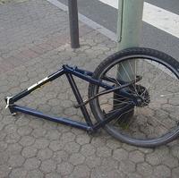 Sattel, Reifen oder Kindersitz: Fahrraddiebe greifen oft bei Einzelteilen zu