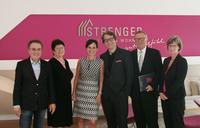 Strenger-Stiftung feiert 15-jähriges Bestehen