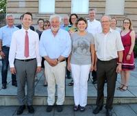 Neuer Vorstand für die Stiftergemeinschaft Museum Industriekultur, Nürnberg