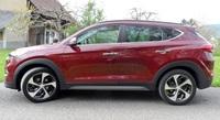 Schick, geräumig, fit: Hyundai Tucson im Praxis-Test