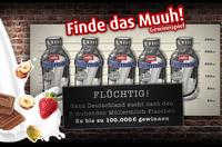 """Kuh-le """"Muuh!""""-Aktion: Mit Müllermilch am Gewinnrad drehen"""