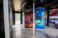 Eröffnung: Besucherpavillon des UNESCO Welterbes Sardona in der Schweizer Familienregion Flims
