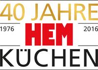 40 Jahre HEM-KÜCHEN - Kaffeevollautomat zur neuen Küche gratis!