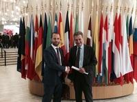 EU Kommissar Oettinger startet neue Cyber-Security Partnerschaft - DIGITAL SME ist Gründungspartner