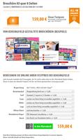 Broschüre A5 quer 8 Seiten   Gestaltung ab 159 €
