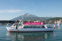 Boot statt Büro - das schönste Sommer Popup Office der Schweiz