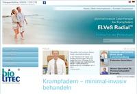 Viele gesetzliche Krankenkassen übernehmen bereits die moderne ELVeS Radial 2ring™ Krampfader-Lasertherapie von biolitec®
