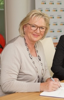 showimage ANG Präsidentin Brigitte Faust sieht in Integrationsgesetz neue Chancen