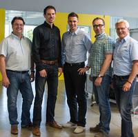 hl-studios: Mit dem HC Erlangen zurück in der 1. Liga