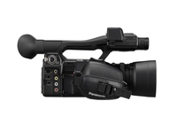 Panasonic präsentiert Einsteiger-Handheld-Camcorder mit vielen professionellen Funktionen
