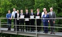 Richard-Hirschmann-Preis für außerordentliche Studienleistungen verliehen